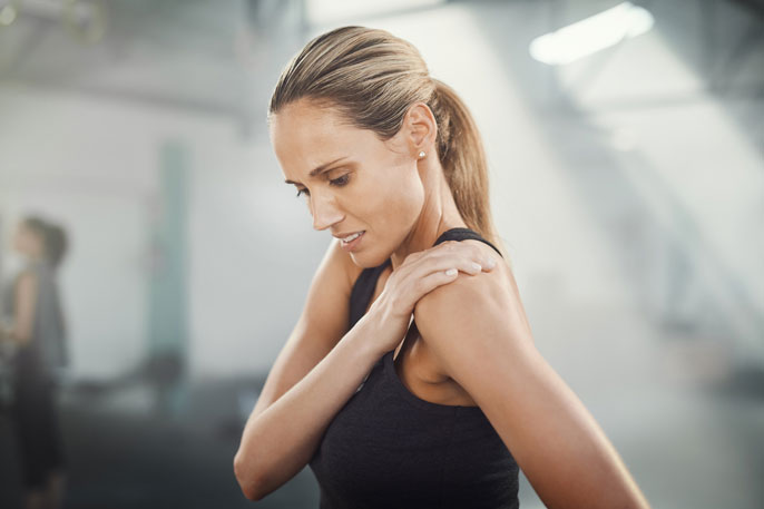 Shoulder specialist in Arkansas - Ozark Orthopaedics