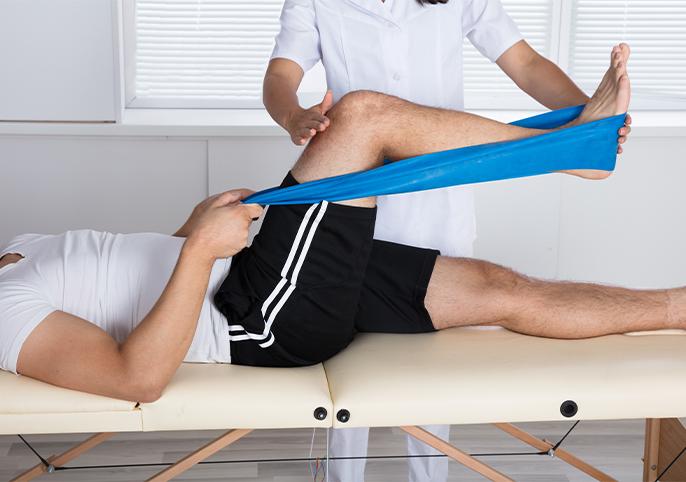 Physical Therapy - Ozark Orthopaedics - NW Arkansas
