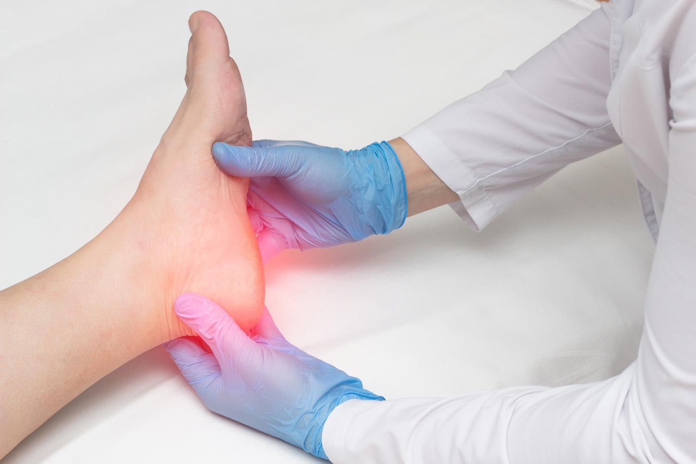 Foot - Ankle - Ozark Orthopaedics