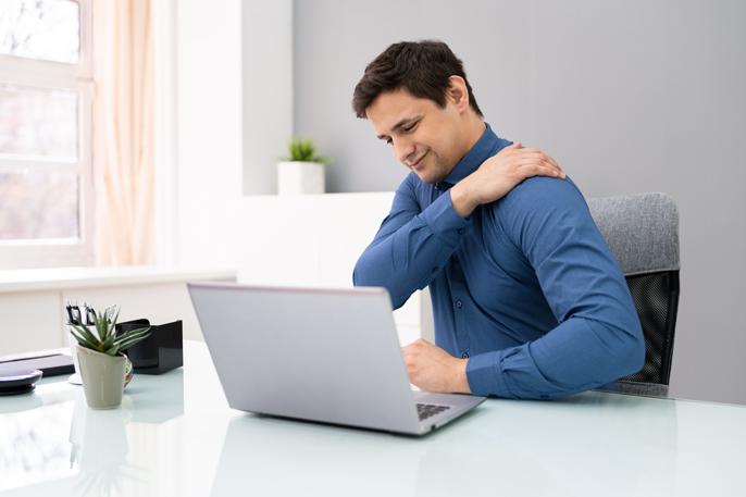 Shoulder Pain - Ozark Orthopaedics